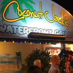 Coconut Jack's Waterfront Grille