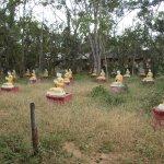Village near Bodhi Tahtaung