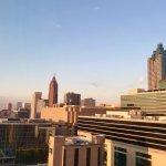As the sun goes down, Atlanta lights up!