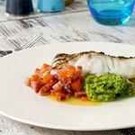 North Devon cod, sustainably caught