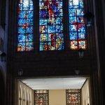 Small side chapel at entrance