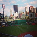 View of Downtown Pittsburgh from PNC Park