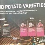 ภาพถ่ายของ Idaho Potato Museum