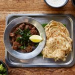 Our Kensington special - The Mutton Pepper Fry.