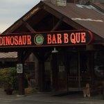 Dinosaur BBQ Main Entrane