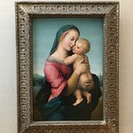 Tempi Madonna by Raphael