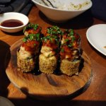 Kitsune Sushi Bar Foto