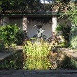 Peaceful in the Italian Garden