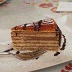 Dobos Torte, a delectable treat