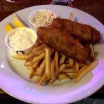Sherlock's fish and chips