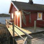 Bilde fra Svinøya Rorbuer