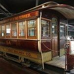 Cable Car Museum Foto