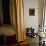 Interior da casa de Cervantes, a pedra angular da língua espanhola.