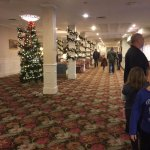 main lobby Manor Inn