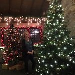 Christmas Fireside event