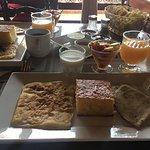 Mycket god frukost!