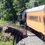 Photo de Mt. Rainier Scenic Railroad
