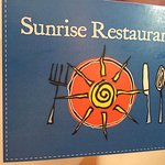 Foto di Sunrise Restaurant