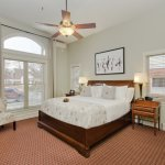 Guest Room with King Bed (all guest rooms have private baths)