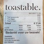 Foto van Toastable Nieuwendijk