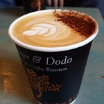 Badger & Dodo - one of my favourite coffee brands