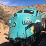 Foto de Verde Canyon Railroad