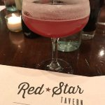 Red Star cocktail