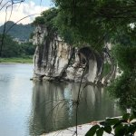 Photo of Elephant Trunk Hill (Xiangbishan)