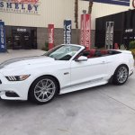 2016 Shelby GTE Convertible