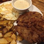 Daily Special - chicken fried steak $15