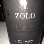 Zolo Black: A red Argentine wine perfectly paired with steak.