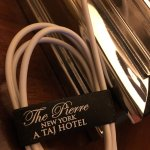 Photo de The Pierre, A Taj Hotel, New York