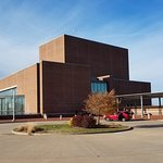 Touhill Center Exterior-Circular Drive