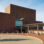 Touhill Center Exterior-Upper Entrance