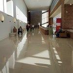Touhill Center Interior-Upper Concourse