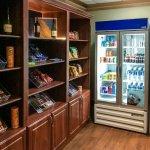 Snack Shop in Lobby