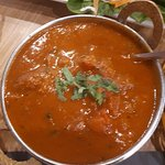 Red Curry lamb