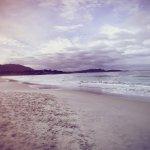 Sunday morning at Carmel Beach!