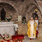 Pope 16. Benedictus at Virgin Mary's House-Ephesus, Turkey Nov. 29, 2006-Visit & Discover Ephesu