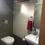 Renovated toilet