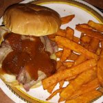 Mouth watering brisket
