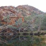 Ellery Creek Big Hole landscape