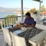 delicious breakfast & nice view  Clean & comfortable room