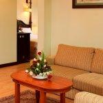 Junior Suite Living Area 2