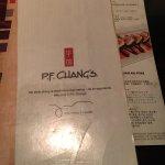Foto di P.F. Chang's