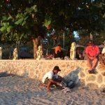 Photo de Kila Senggigi Beach Lombok