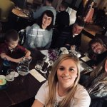 Lunch at 'Sands at Bleak House'