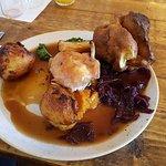Sunday Lunch roast chicken feast!