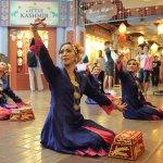 Cultural Dance Performance at Central Market Kuala Lumpur