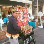 Street music player!